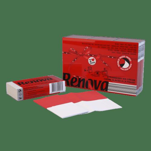 Renova-носни кърпи Ягода