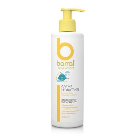Barral-хидратиращ крем Babyprotect 400ml