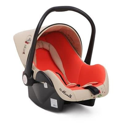 Детско столче за кола Babytravel 0-13кг. - Цвят: Червен