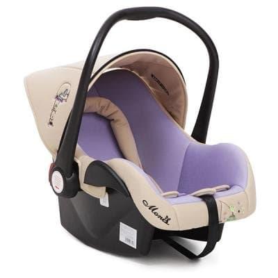 Детско столче за кола Babytravel 0-13кг. - Цвят: Лилав