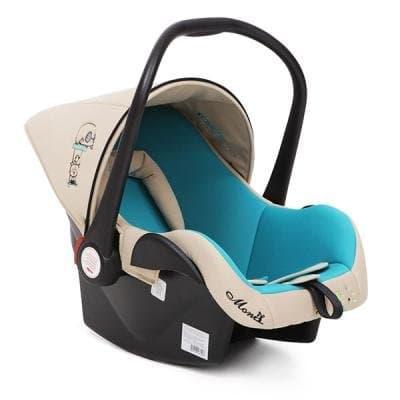 Детско столче за кола Babytravel 0-13кг. - Цвят: тюркоаз