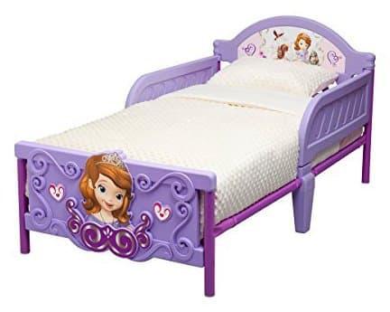 Детско легло Sofia с 3D изображение на таблата