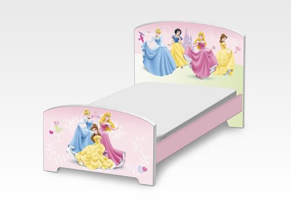 Детско легло Princess