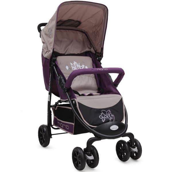 Лятна количка Sally - Цвят: Лилав