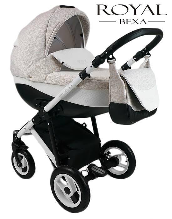 Бебешка количка 2в1 Bexa Royal цвят: RO2