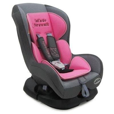 Moni-столче за кола Babysafe 0-18 кг - Цвят: Розов