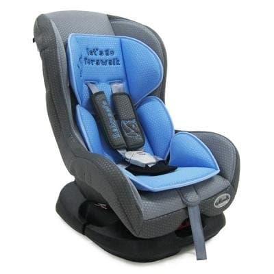 Moni-столче за кола Babysafe 0-18 кг - Цвят: Син