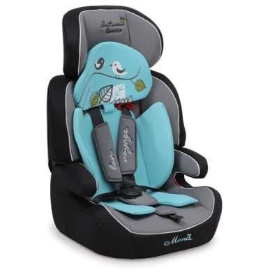 Детско столче за кола Bon Voyage 9-36 кг - Цвят: Син