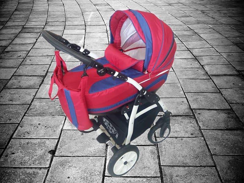 Бебешка количка 3в1 Carrera цвят:2a