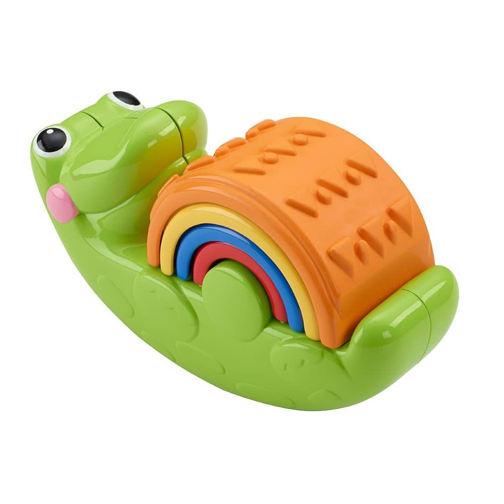 Fisher Price-Играчка за сортиране Крокодил