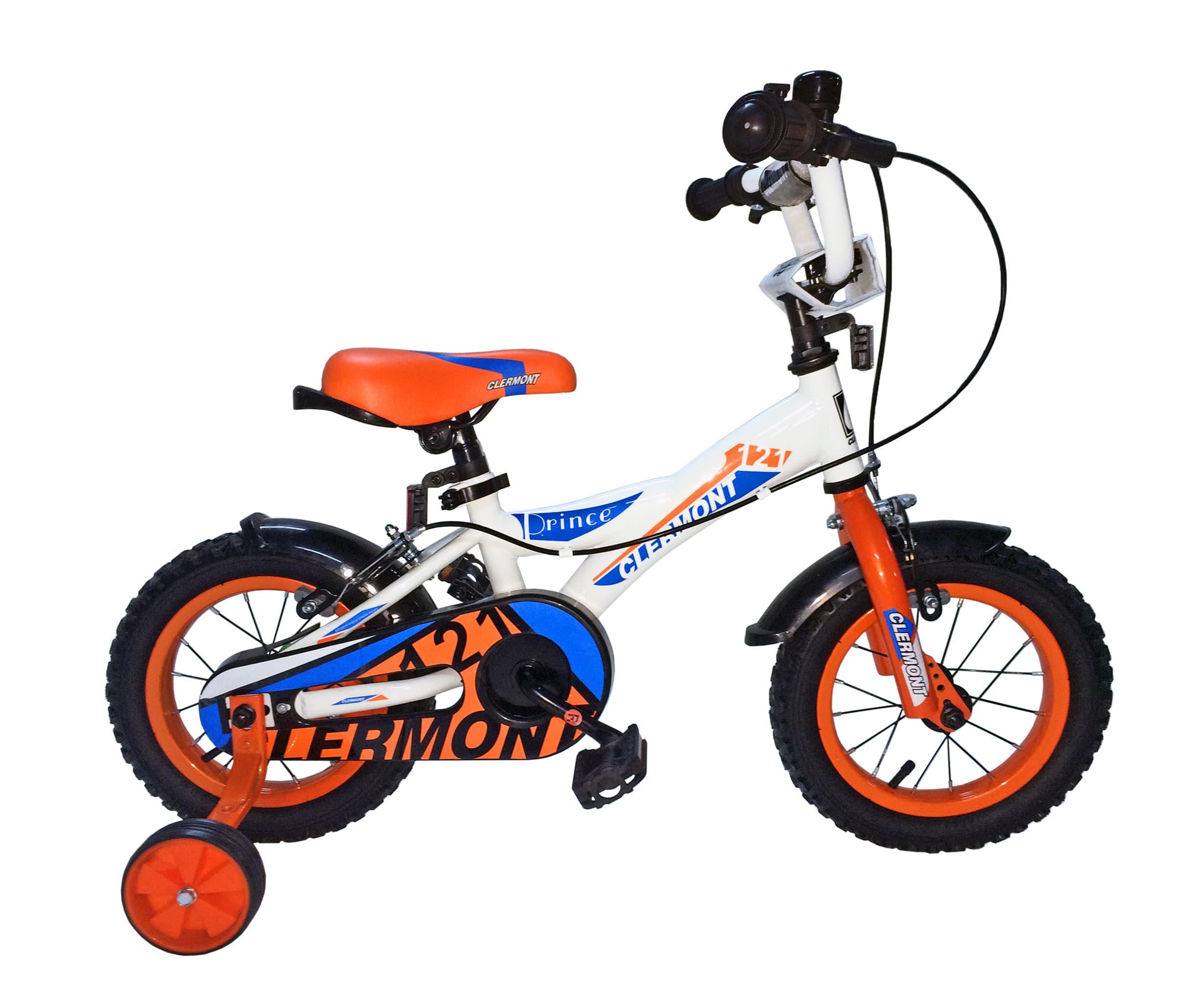 Clermont-Детски велосипед BMX 18'' Prince