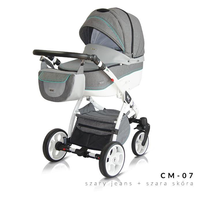 Бебешка количка 2в1 Como цвят 07