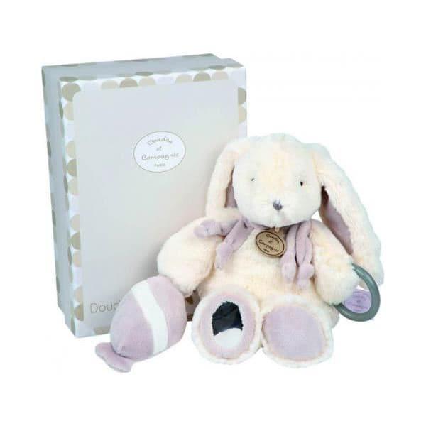 Doudou-активна играчка Зайче
