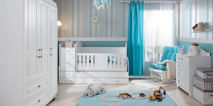 Обзавеждане за детска стая Defne