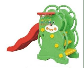 Детска пързалка мече