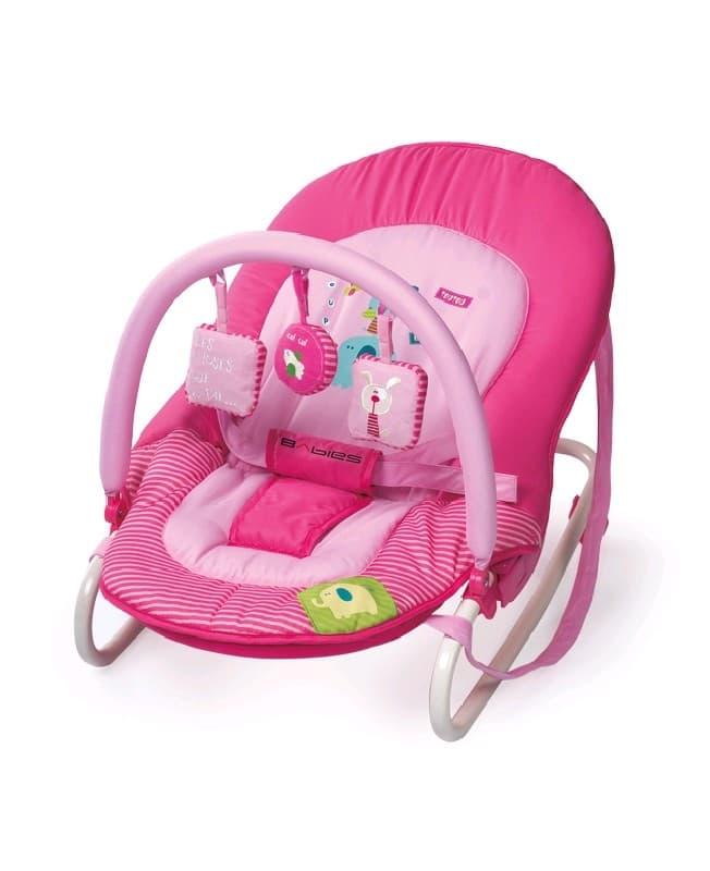 Детски шезлонг TOU TOU - Цвят: Розов