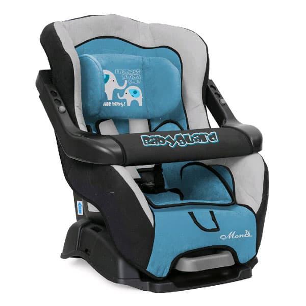 Moni-столче за кола Babyguard 9-18 кг. - Цвят: Син