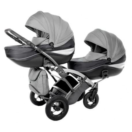 Бебешка количка за близнаци 2в1 Tako Duo Omega