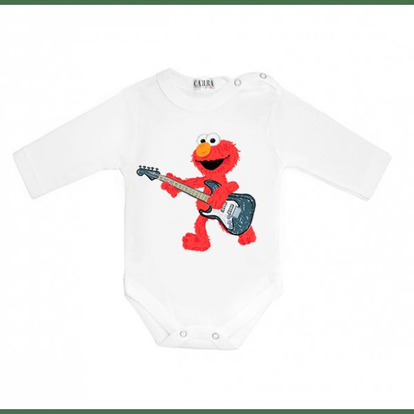 Carra- бебешко боди Elmo