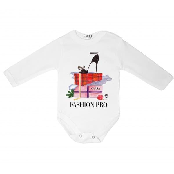 Carra- бебешко боди Fashion pro