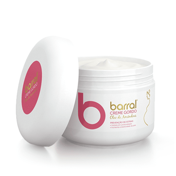 Barral-крем Gordo с бадемово масло 200ml