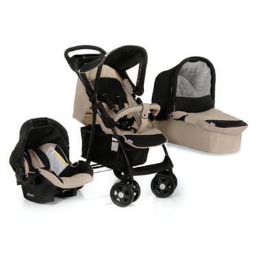Бебешка количка Shopper TrioSet Hauck