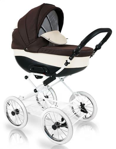 Бебешка количка 2в1 Bexa line classic цвят L209C