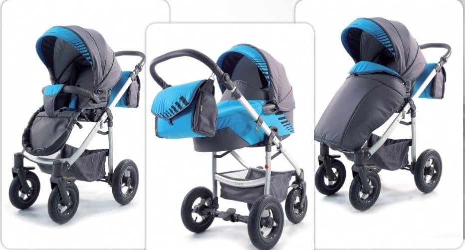 Бебешка количка Jumper Light 2в1 цвят: 04