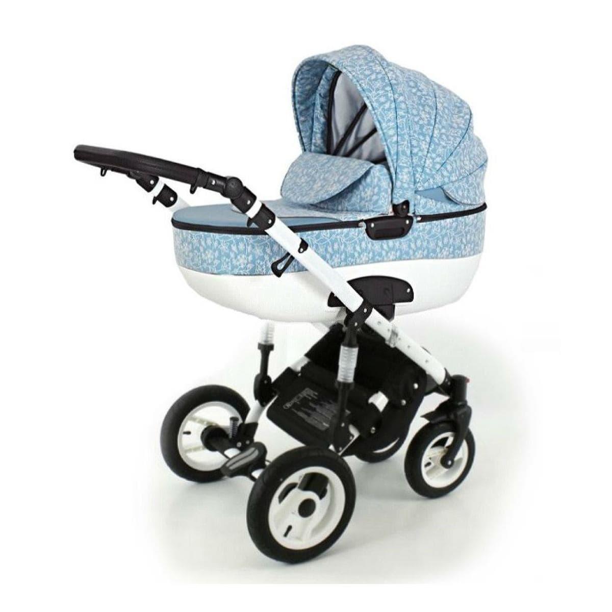 Бебешка количка 3в1 Zarra цвят:09