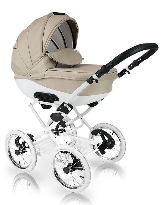 Бебешка количка 2в1 Bexa line classic цвят L4B