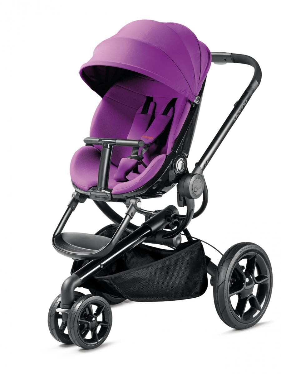 Бебешка количка Quinny Moodd 3 Violet focus