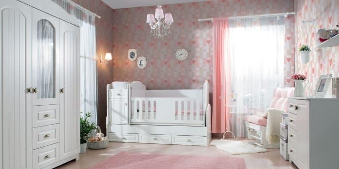 Обзавеждане за детска стая Melisa