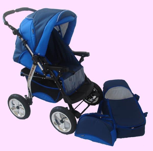 Бебешка комбинирана количка Milo