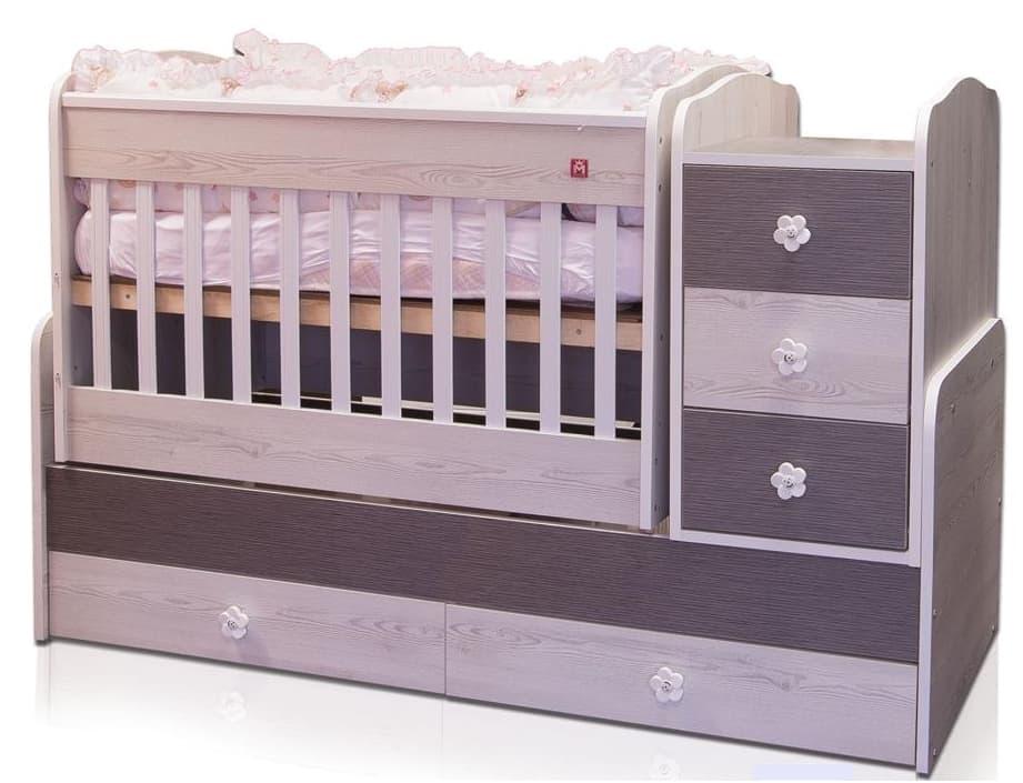 Детско трансформиращо легло-люлка Мини 5