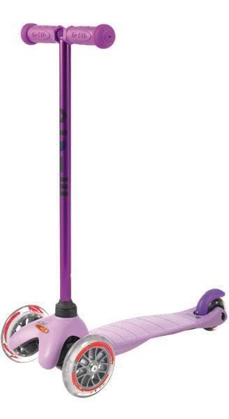Детска тротинетка Mini Micro Candy Lilac