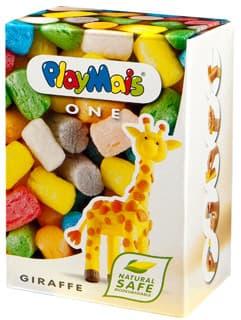 PlayMais Giraffe-еко конструктор мозайка