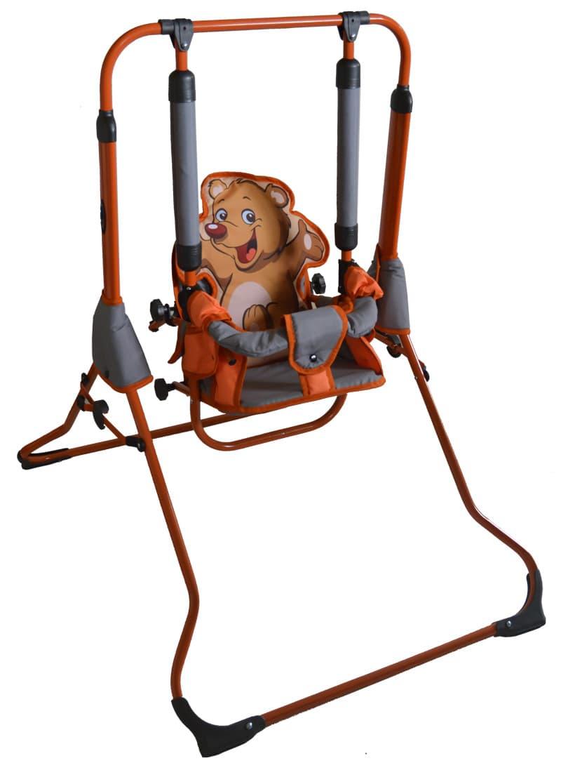 Детска люлка Gusio:оранжева