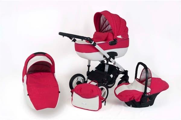 Бебешка количка 3в1 Zarra цвят:04