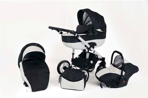 Бебешка количка 3в1 Zarra цвят:07