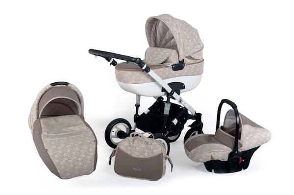 Бебешка количка 3в1 Zarra цвят:08