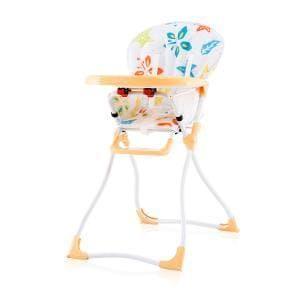 Детско столче за хранене Party - Цвят: Жълт
