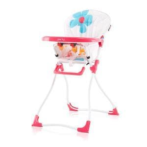 Детско столче за хранене Party - Цвят: Розов