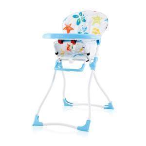 Детско столче за хранене Party - Цвят: Син