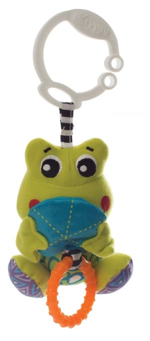 Playgro-Вибрираща играчка Жабка