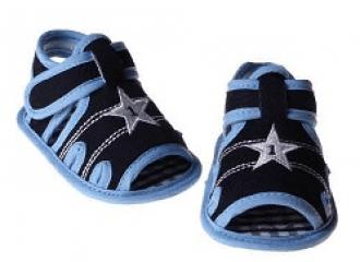 Бебешки сандалки Marcelin stars