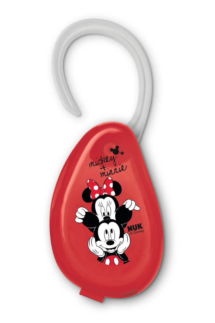 Nuk-кутийка за залъгалка Mickey Mouse