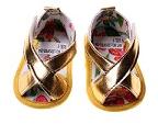 Бебешки сандалки Marcelin gold