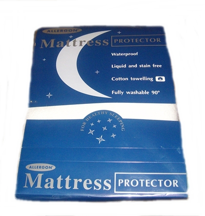 Противоалергичен протектор за бебешки матрак 70х140 см