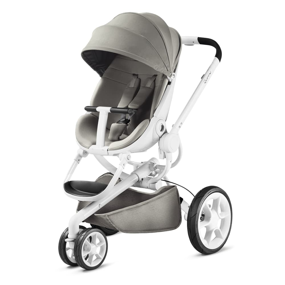 Бебешка количка Quinny Moodd 3 Grey gravel