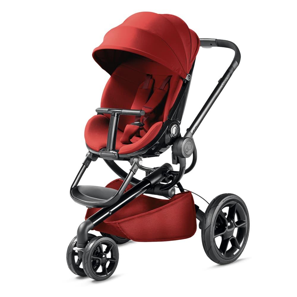 Бебешка количка Quinny Moodd 3 Red rumour